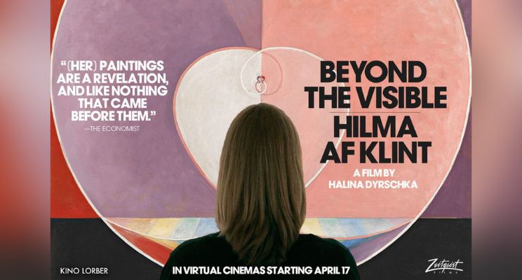 Beyond the Visible Hilma af Klint